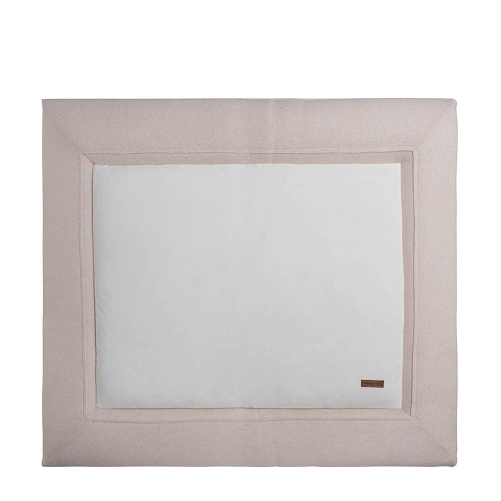 Baby's Only boxkleed Sparkle 75x95 cm ivoor/goud, Ivoor/goud