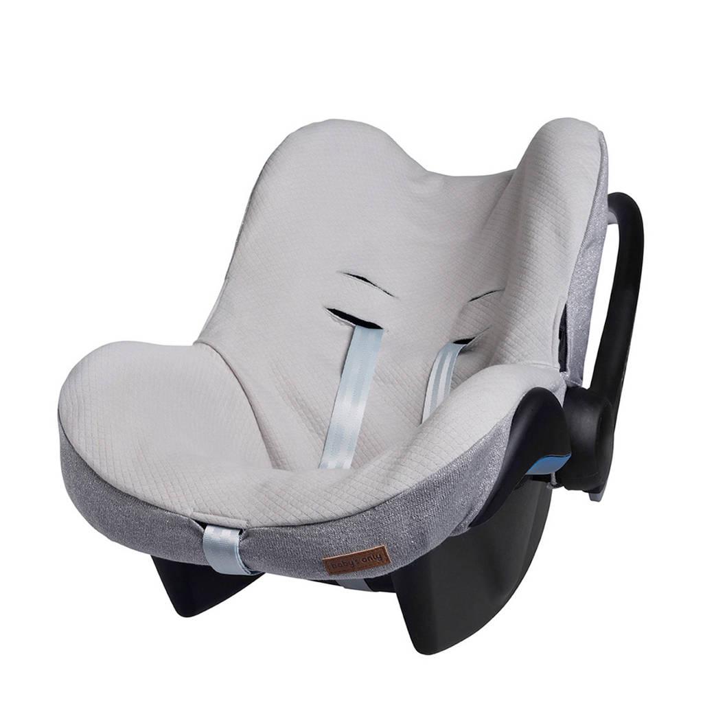 Baby's Only Sparkle hoes Maxi-Cosi 0+ zilvergrijs, Zilvergrijs