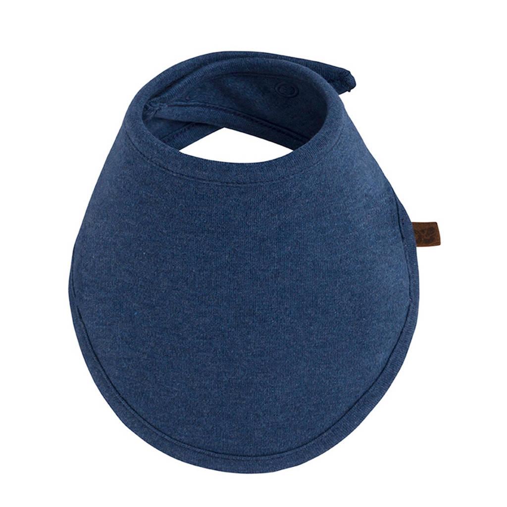 Baby's Only bandana slab jeansblauw, Jeansblauw