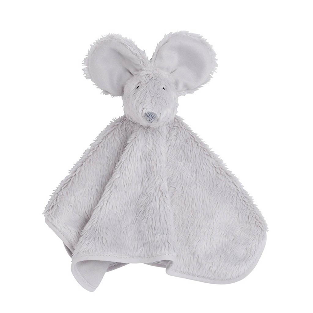 Baby's Only knuffeldoekje Muis classic grijs knuffeldoekje, Grijs