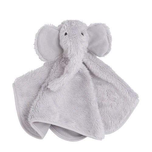 Baby's Only nuffeldoek Olifant grijs knuffeldoekje kopen