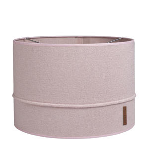 Sparkle lampenkap zilver-roze mêlee  ()
