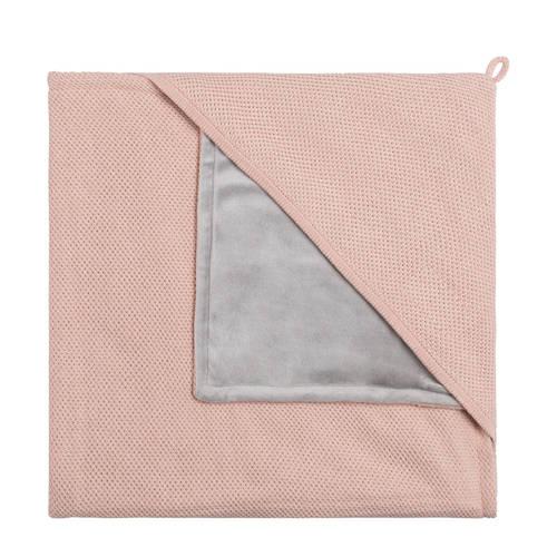 Baby's Only Classic omslagdoek soft 75x75 cm blush kopen