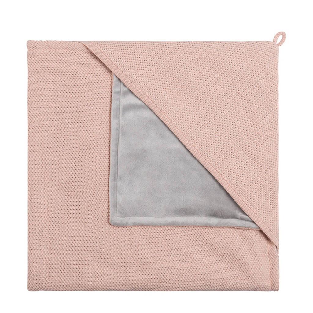Baby's Only Classic omslagdoek soft 75x75 cm blush, Blush