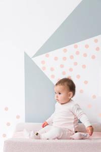 Baby's Only Melange slofjes mt 2 classic roze, Classic Roze