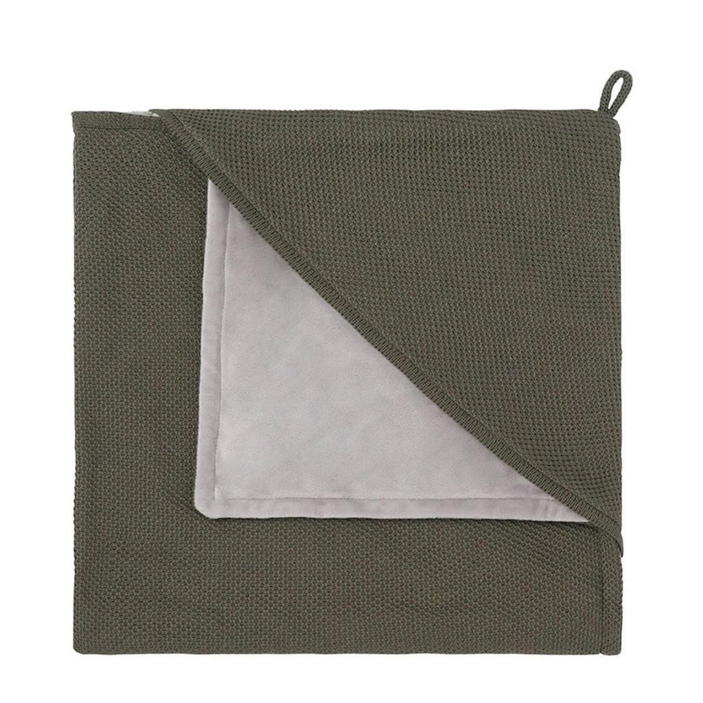 Baby's Only Classic omslagdoek soft 75x75 cm khaki, Khaki