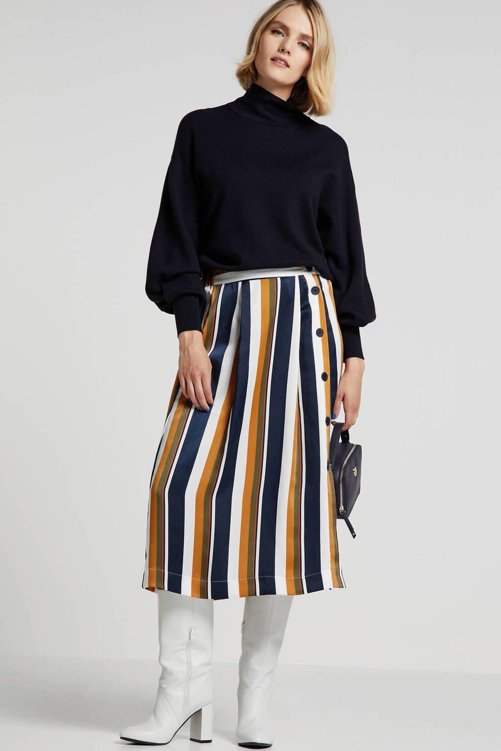 Inwear coltrui donkerblauw, Donkerblauw