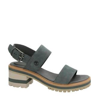 Violet Marsh 2 nubuck sandalettes grijs