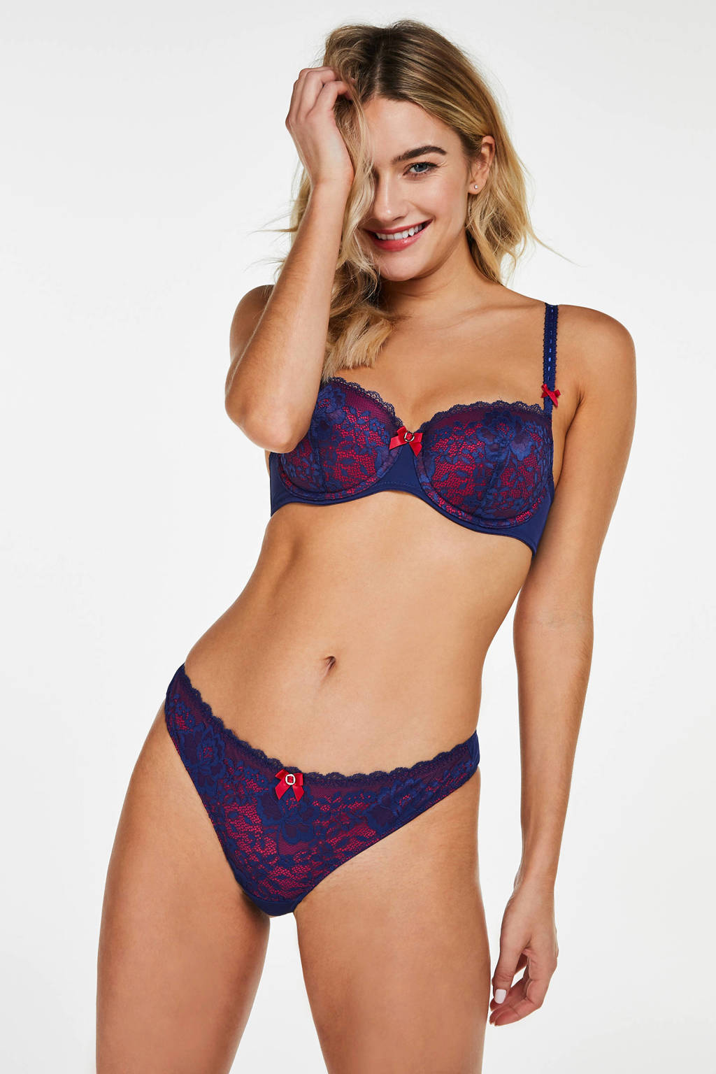 Core collection other string Theresa marine, Blauw