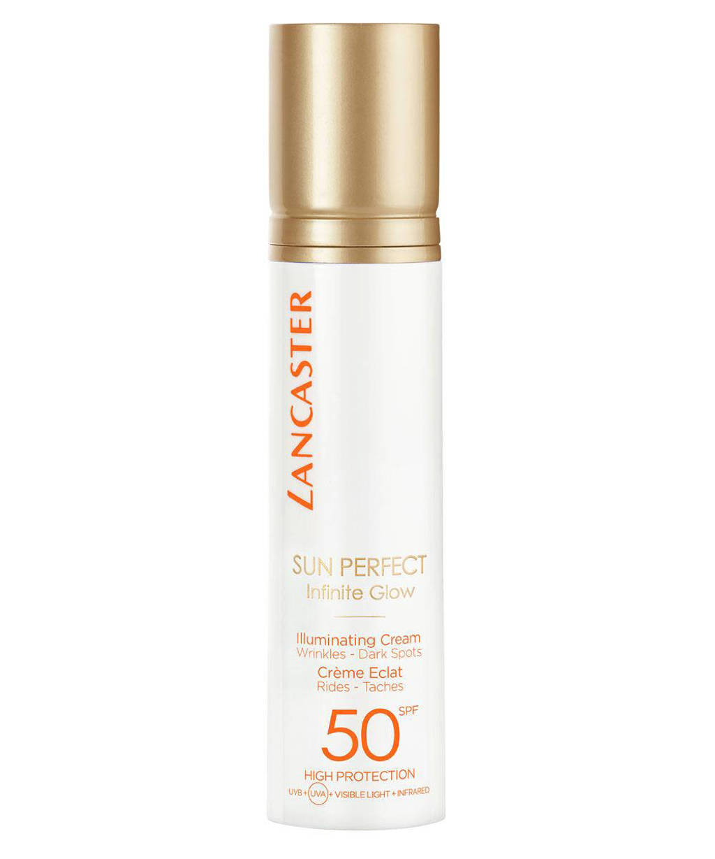 Lancaster Sun Perfect Illuminating Cream SPF50 - 50 ml, Zonnefactor SPF 50
