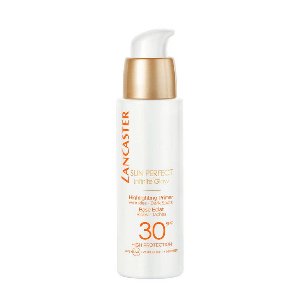 Lancaster Sun perfect Highlighting primer SPF 30 zonnebrand - 30 ml