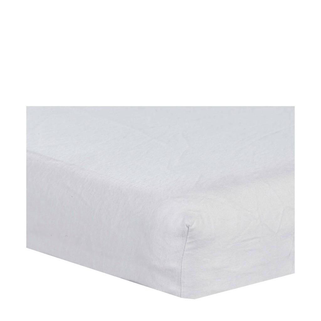 ABZ molton matrasbeschermer 60x120 cm, Wit