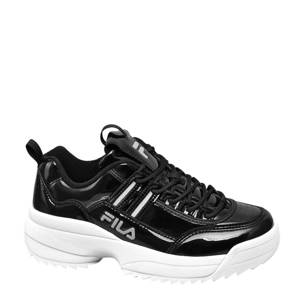 Fila  Chunky sneakers zwart, Zwart