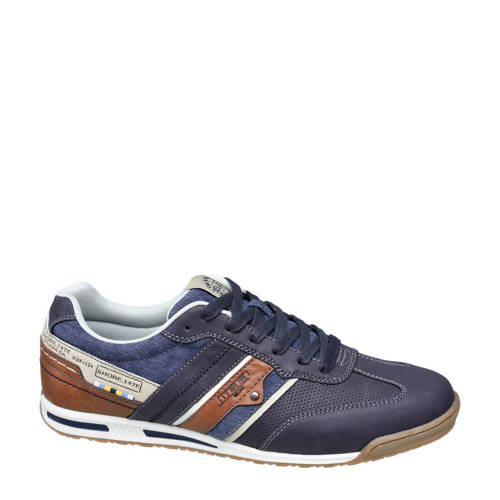 Memphis One sneakers blauw