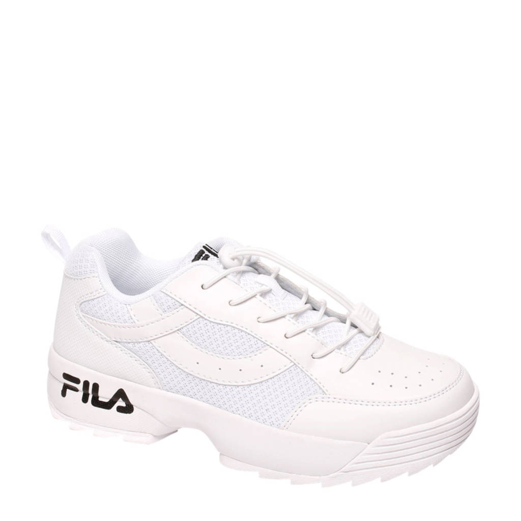 beste selectie hier online Britse beschikbaarheid Fila Chunky sneakers wit/zwart | wehkamp