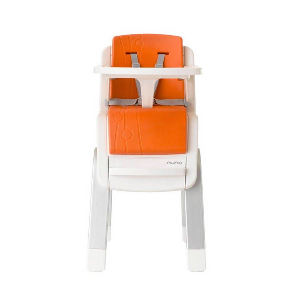 Nuna Zaaz kinderstoel orange, Orange