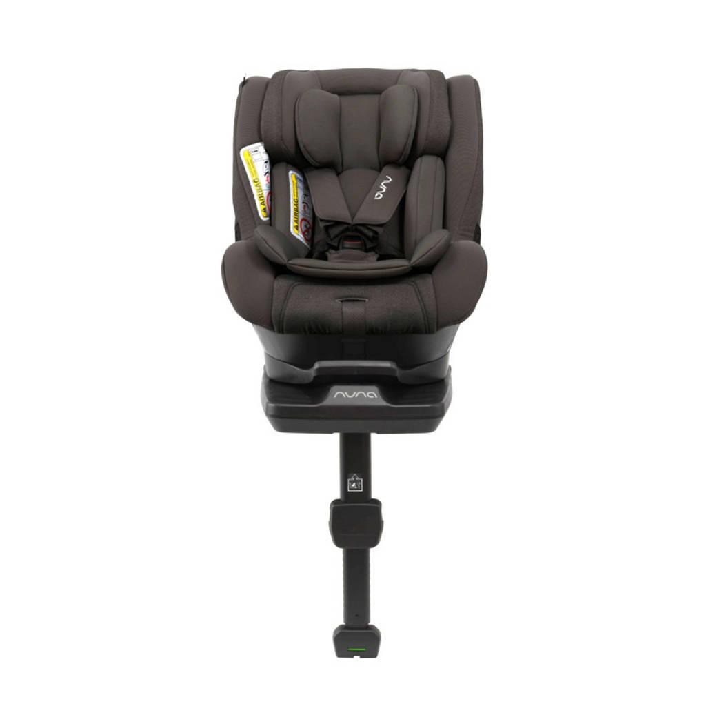 Nuna Norr i-Size Plus autostoel groep 0/1 granite, Granite