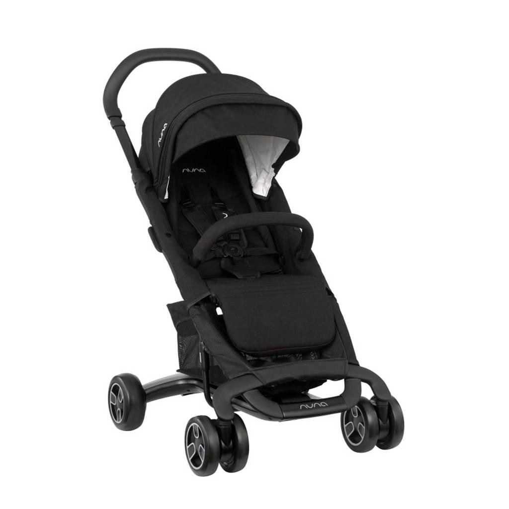 Nuna Pepp™ Next buggy met regenhoes zwart, Zwart
