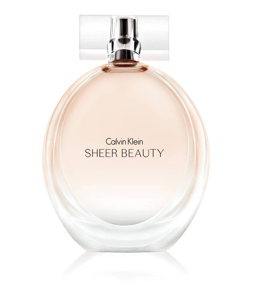 CALVIN KLEIN Sheer Beauty eau de toilette  - 100 ml