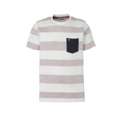PRODUKT T-shirt gestreept
