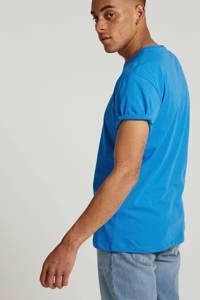 ONLY & SONS T-shirt met printopdruk lichtblauw, Lichtblauw