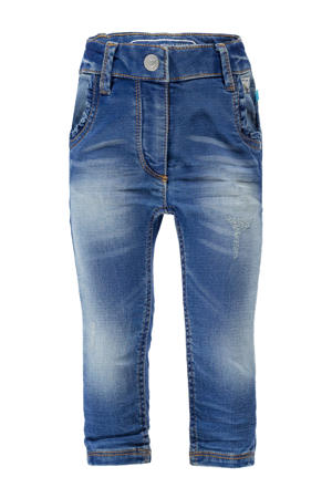 skinny jeans lichtblauw