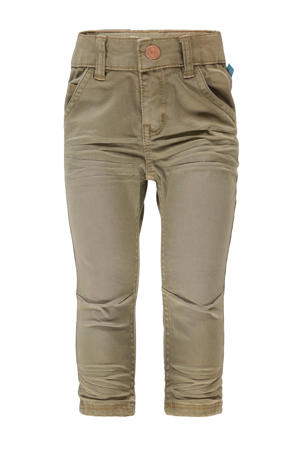 skinny jeans bruin