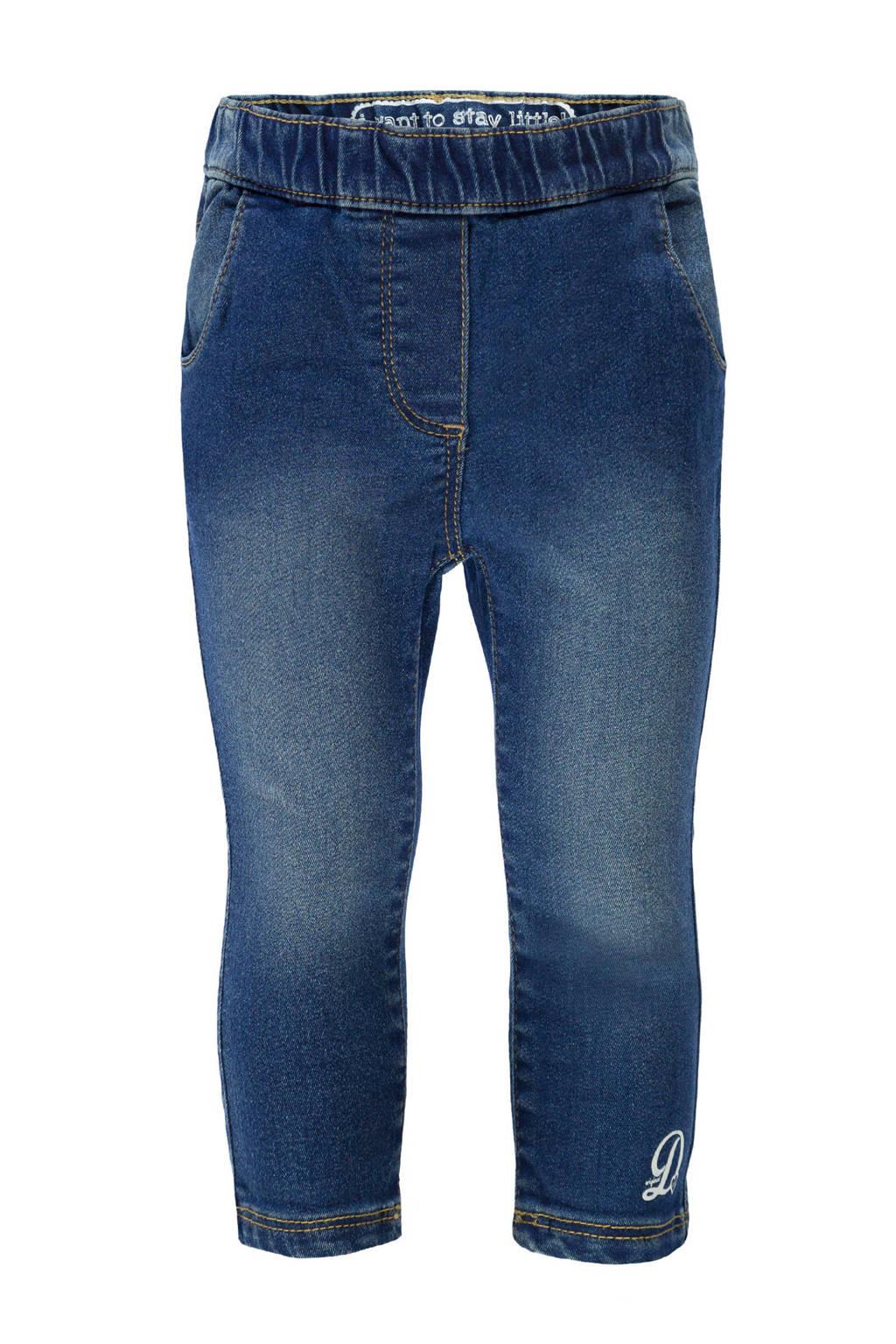 lief! skinny jeans donkerblauw, Donkerblauw