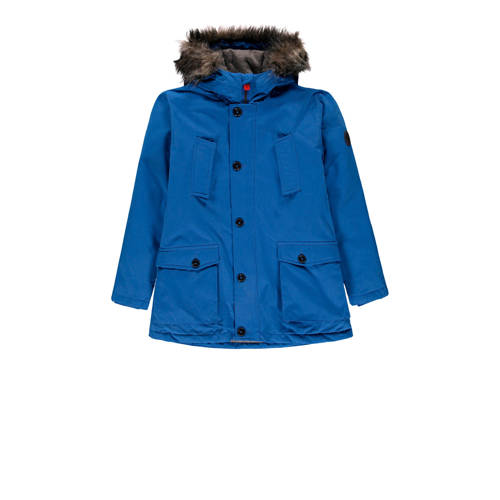Marc O'Polo winterjas blauw