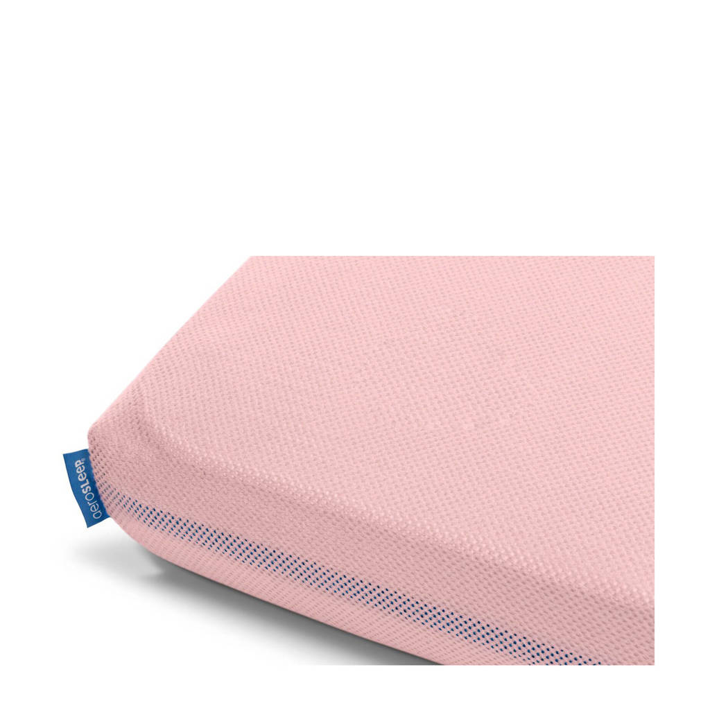 AeroSleep polyester hoeslaken 40x80 cm  Roze