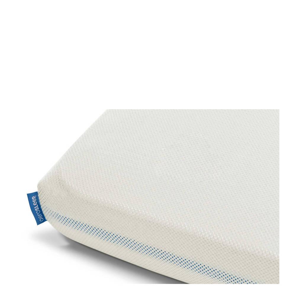 AeroSleep polyester hoeslaken 40x90 cm  Ecru