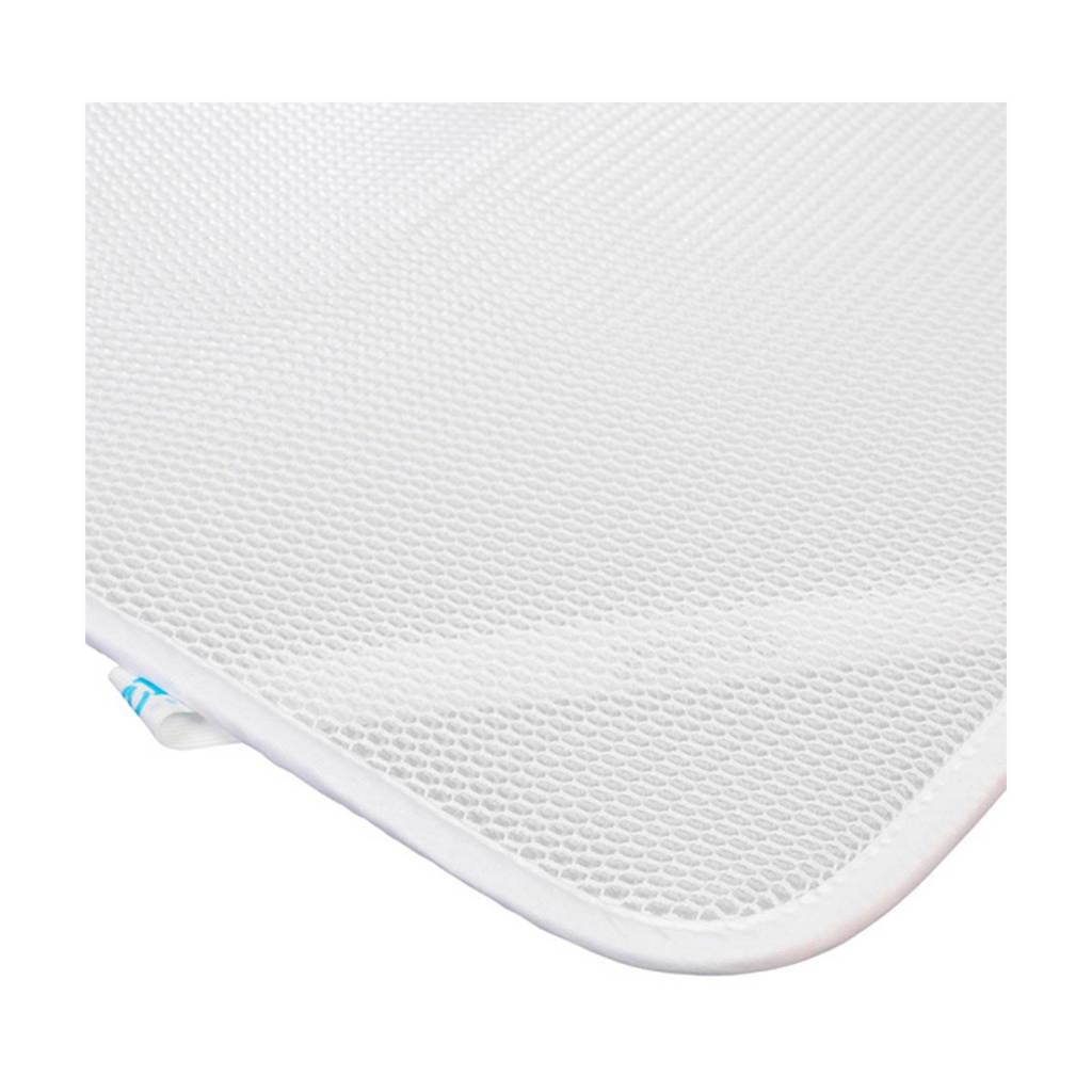 AeroSleep Leander wieg matrasbeschermer, Wit