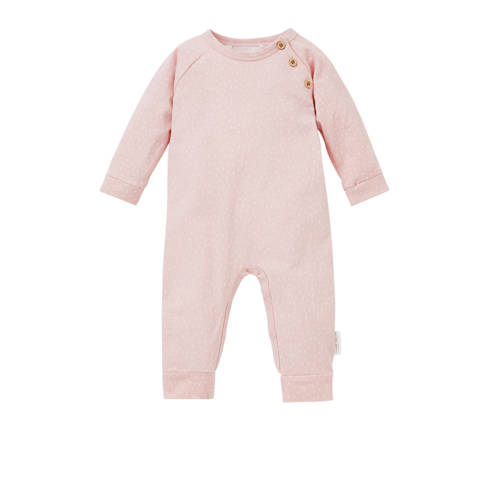 Little Dutch newborn boxpak met all over print roze kopen