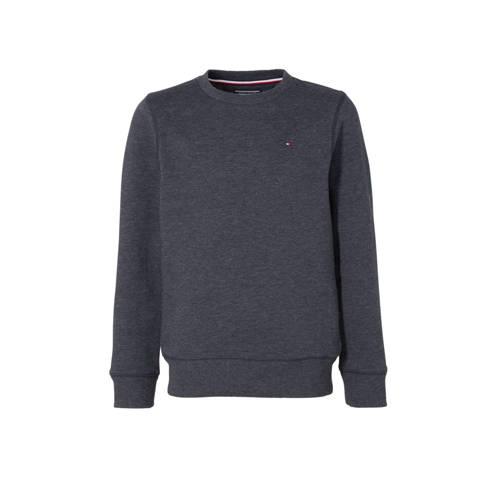Tommy Hilfiger sweater donkerblauw kopen