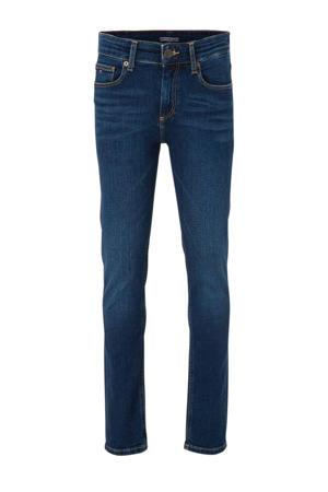slim fit jeans Scanton new york dark