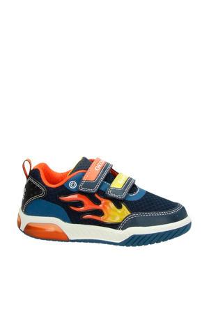 J Inek Boy sneakers blauw