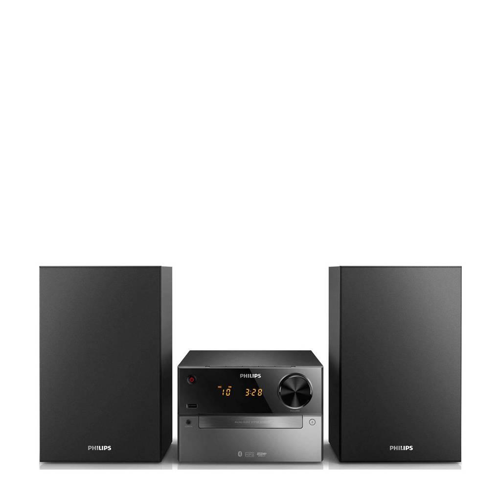 Philips BTM2310/12 HiFi systeem, Zwart