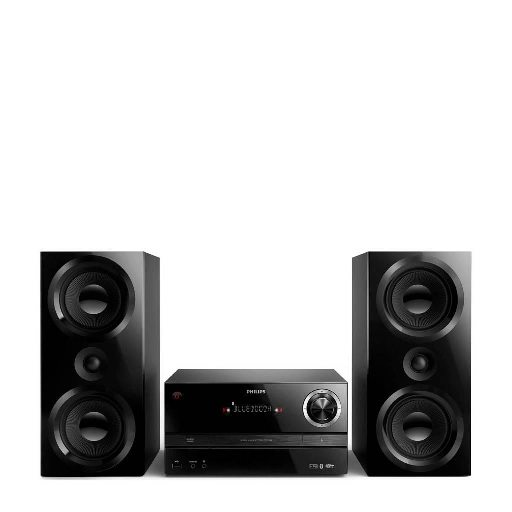 Philips BTM3360/12 HiFi systeem, Zwart