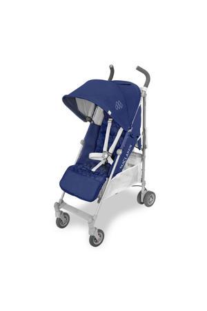 Quest buggy blauw/zilver