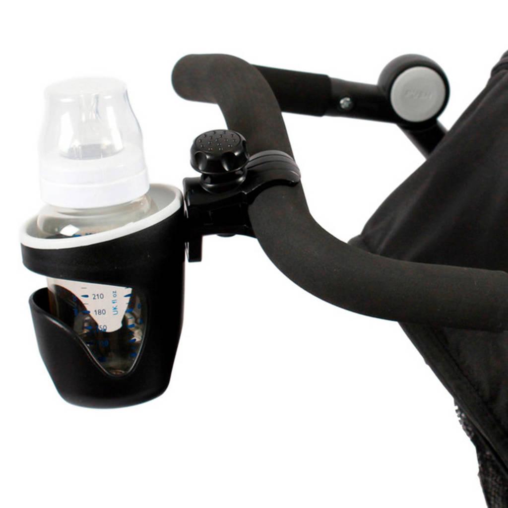 Baby Dan universele bekerhouder buggy/kinderwagen, Zwart