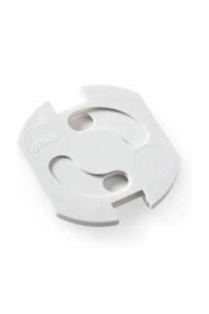 stopcontact afsluiter draaimodel - set van 6