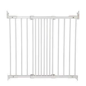 Flexigate traphek wit van 67 tot 105,5 cm