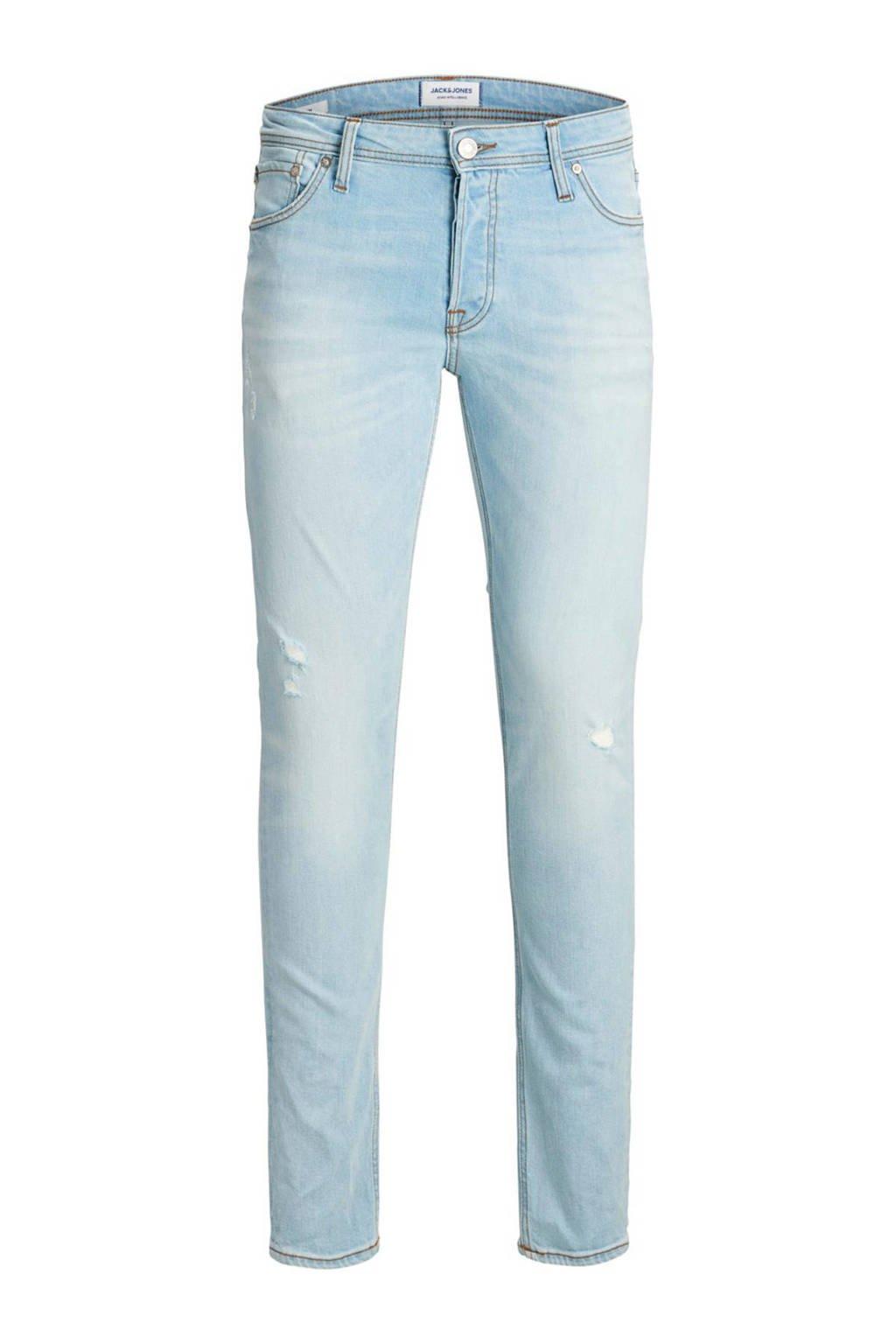 JACK & JONES slim fit jeans, Blue denim