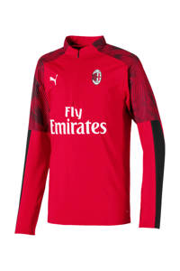 Puma Junior AC Milan voetbalshirt, Rood/zwart
