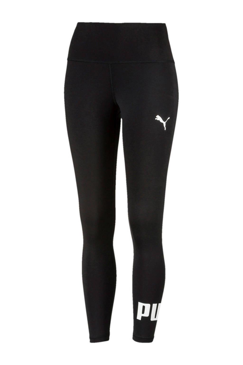 Puma legging zwart, Zwart
