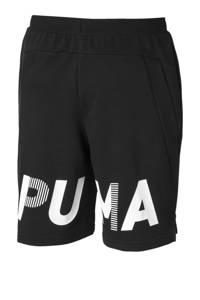 Puma   sweatshort zwart, Zwart