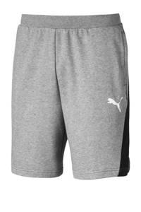 Puma   sweatshort grijs, Grijs