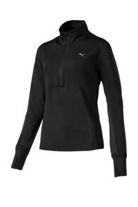 Puma hardloopshirt zwart, Zwart