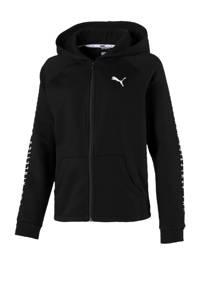 Puma vest zwart, Zwart