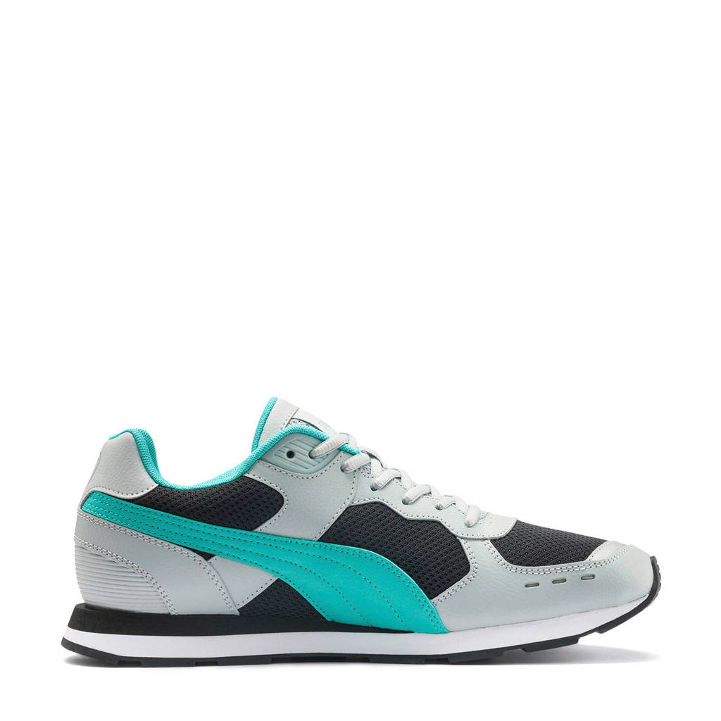 Puma  Vista Lux sneakers grijs/turquoise, Grijs/turquoise